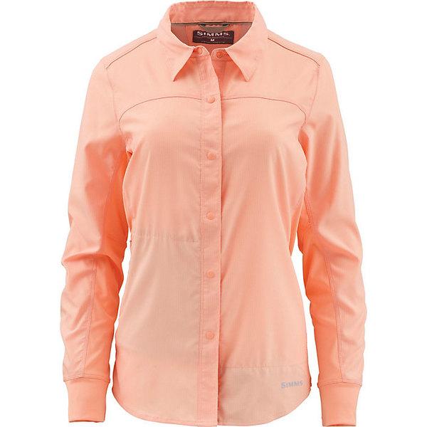 シムズ レディース シャツ トップス Simms Women's BiComp LS Shirt Sorbet