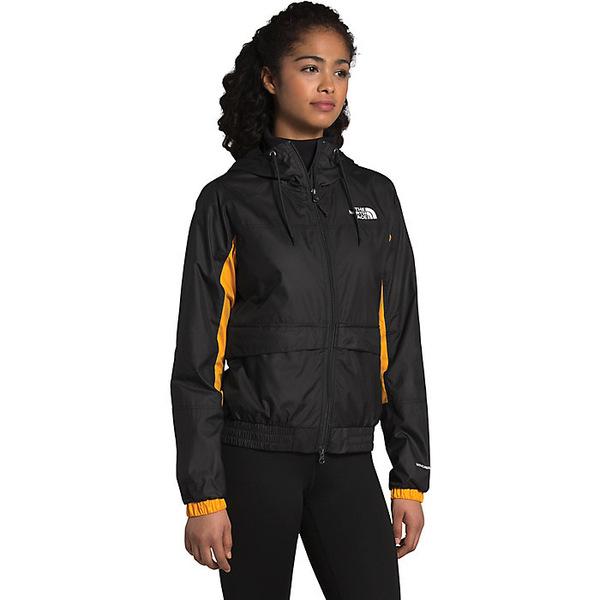 ノースフェイス レディース ジャケット&ブルゾン アウター The North Face Women's HMLYN Wind Shell TNF Black