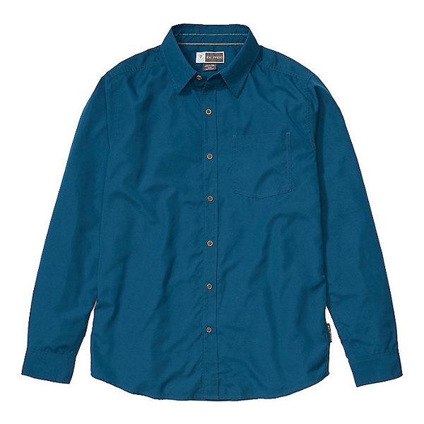 エクスオフィシオ メンズ シャツ トップス ExOfficio Men's BugsAway Covas LS Shirt Galaxy