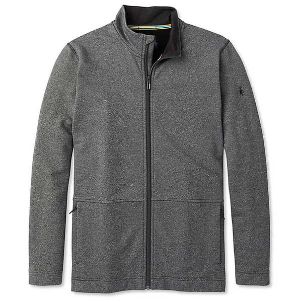 スマートウール メンズ ジャケット&ブルゾン アウター Smartwool Men's Merino Sport Fleece Full Zip Jacket Charcoal Heather