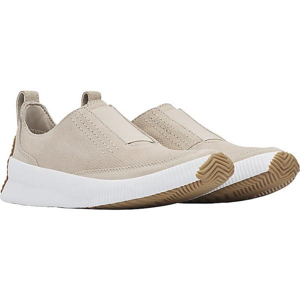 ソレル レディース スニーカー シューズ Sorel Women's Out N About Plus Slip On Shoe Soft Taupe
