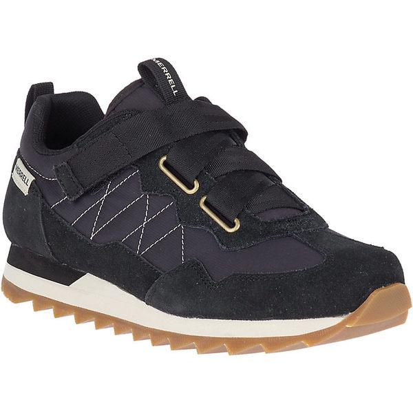 メレル レディース スニーカー シューズ Merrell Women's Alpine Sneaker Cross Shoe Black