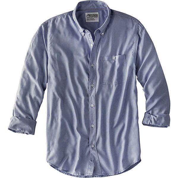 マウンテンカーキス メンズ シャツ トップス Mountain Khakis Men's Passport EC LS Shirt Calypso