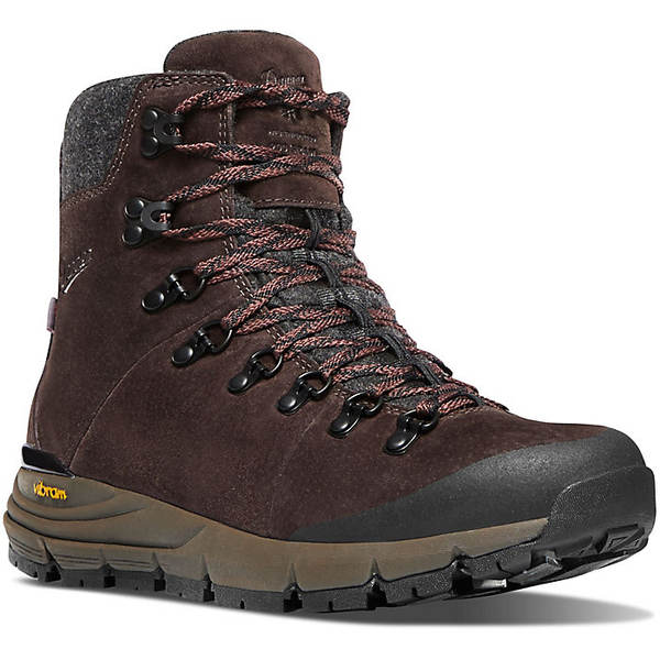 ダナー レディース ブーツ&レインブーツ シューズ Danner Women's Arctic 600 5IN 200G Insulated Side Zip Boot Plum