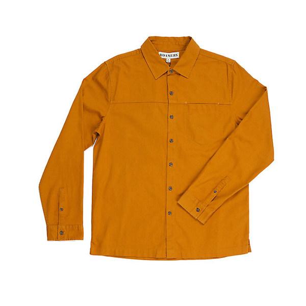 ロアマーズ メンズ シャツ トップス Roamers Men's Plaskett Shirt Dijon