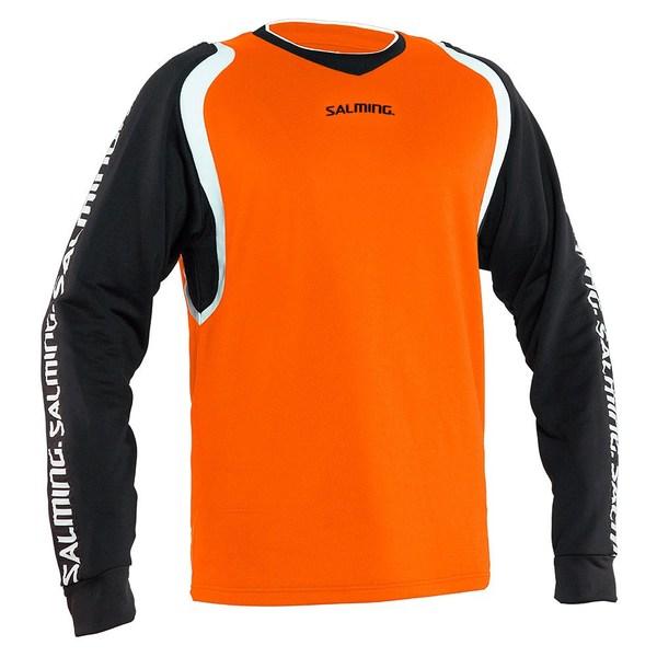 サルミング メンズ アウター パーカー スウェットシャツ Orange LS 全商品無料サイズ交換 Agon 商店 Salming ihnb015f 驚きの値段 Jersey