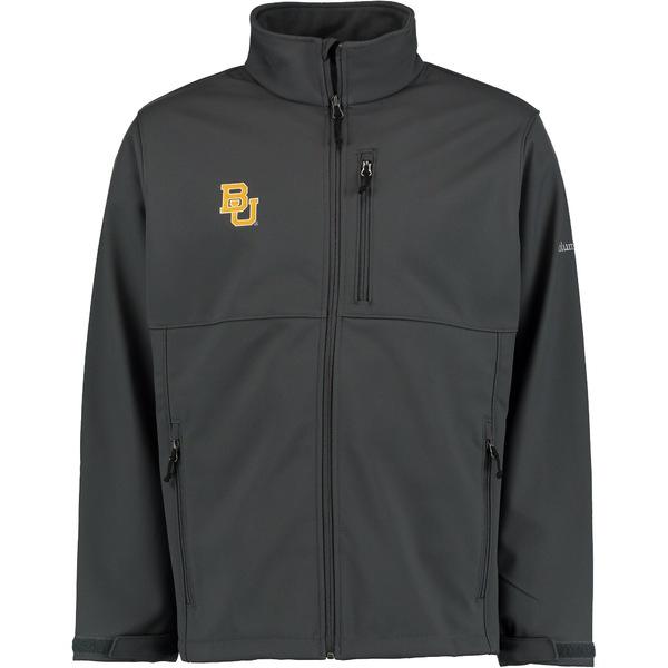 コロンビア メンズ ジャケット&ブルゾン アウター Baylor Bears Columbia Ascender II Jacket Charcoal