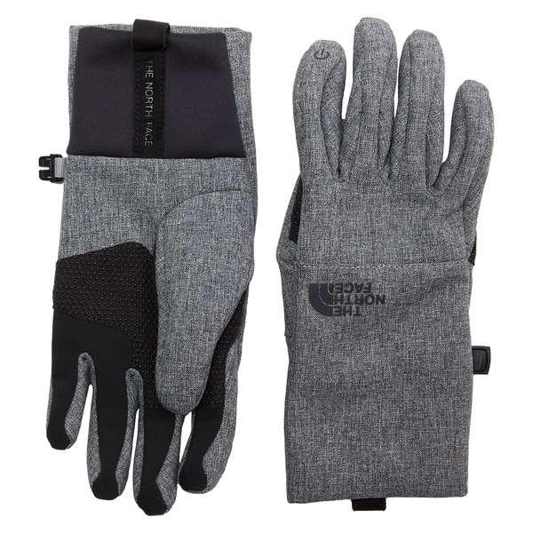 ノースフェイス レディース 安値 アクセサリー 手袋 倉庫 TNF Medium 全商品無料サイズ交換 Grey Gloves Heather Etip Apex