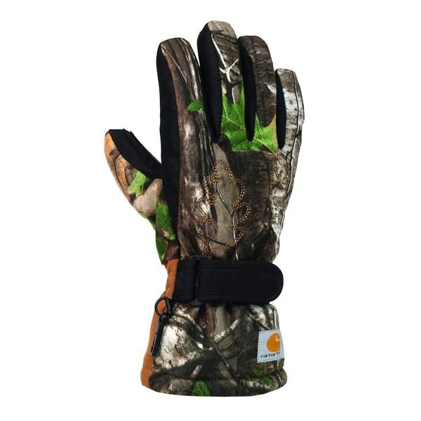 卓抜 カーハート メンズ アクセサリー 手袋 Glove 完売 全商品無料サイズ交換 Camo Multicolor