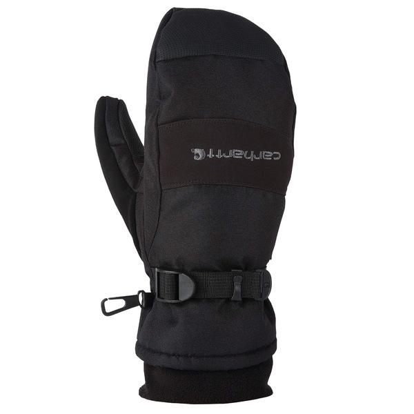 カーハート 期間限定特価品 メンズ アクセサリー 手袋 Black Insulated 全商品無料サイズ交換 Wp 即出荷 Waterproof Mitt