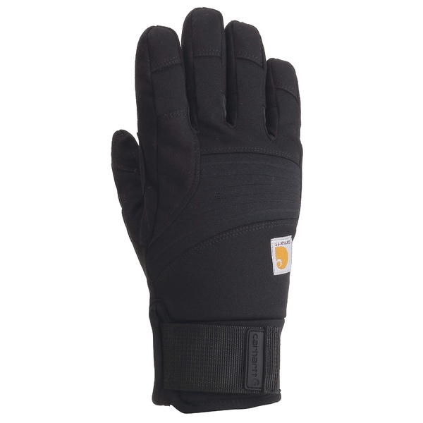 カーハート レディース アクセサリー 完全送料無料 手袋 全商品無料サイズ交換 Stoker Glove Black ●スーパーSALE● セール期間限定