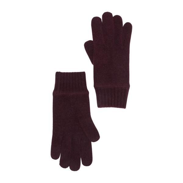 ポートラノ メンズ アクセサリー 手袋 NEW Cashmere WINE 全商品無料サイズ交換 オンラインショップ メーカー再生品 Gloves