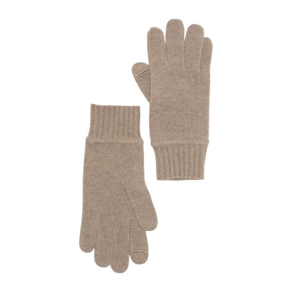 ポートラノ メンズ アクセサリー 手袋 NILE Gloves 全商品無料サイズ交換 春の新作 安売り BROWN Cashmere