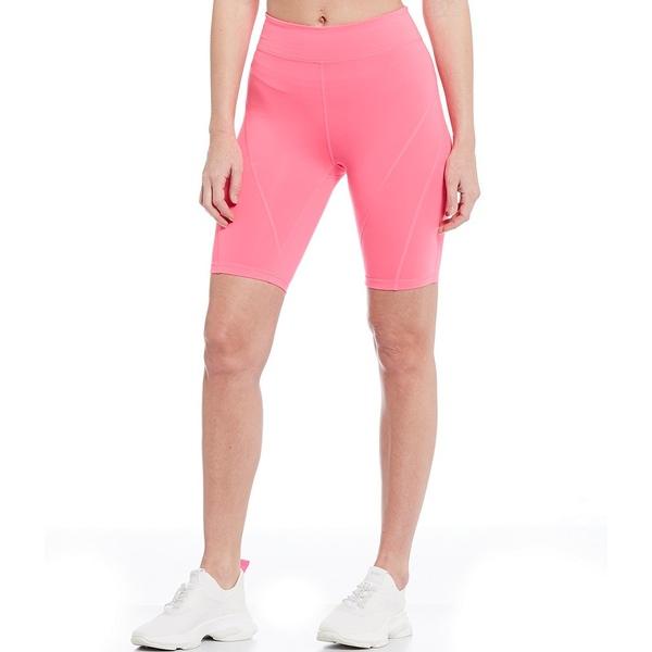 フリーピープル レディース カジュアルパンツ ボトムス FP Movement Short Biker Baby Leggings Tropical Pink