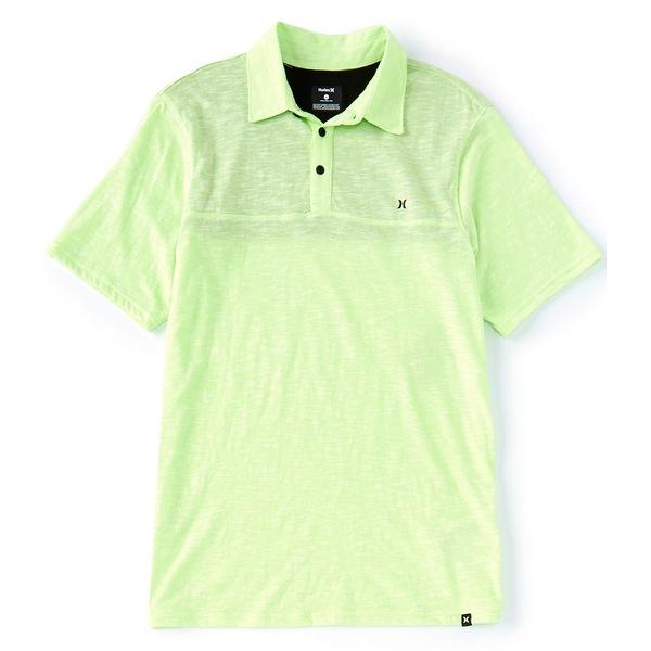 ハーレー メンズ ポロシャツ トップス Stiller 3.0 Short-Sleeve Polo Ghost Green