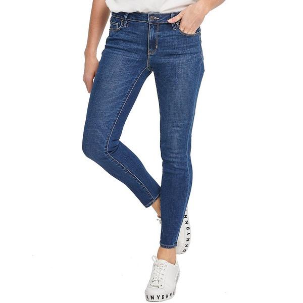 ダナ キャラン ニューヨーク レディース デニムパンツ ボトムス Jeans Stretch Denim Everywhere Skinny Jeans Medium Wash