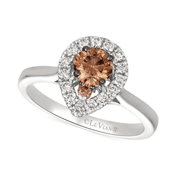 【最安値挑戦!】 ルヴァン レディース リング アクセサリー Diamond Ring White (3 14k/4 ct. Gold t.w.) in 14k Rose Gold & 14k White Gold White Gold, イブスキシ:c4087eea --- cpps.dyndns.info