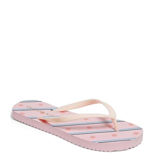 ジャックロジャース レディース サンダル シューズ Jr Waterproof Flip Flops Petal Pink