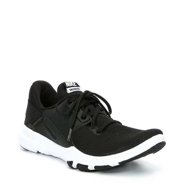 ナイキ メンズ スニーカー シューズ Men's Flex Control Tr 3 Training Shoe Black/White/Anthracite/Black