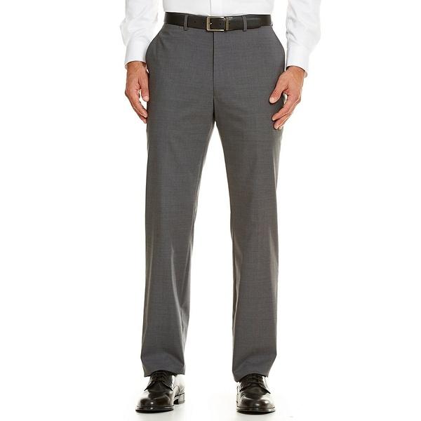 <title>ハートシャファネールマークス メンズ ボトムス カジュアルパンツ 至上 Grey 全商品無料サイズ交換 New York Tailored Modern Fit Flat-Front Dress Pants</title>