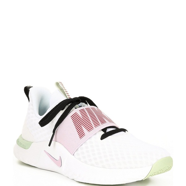 ナイキ レディース スニーカー シューズ Women's Renew In-Season TR 9 Training Shoes White/Black/Noble Red/Iced Lilac