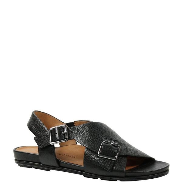 ラモールドピード レディース サンダル シューズ Dordogne Sandals Black Lamba