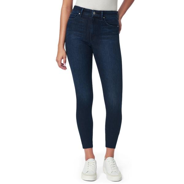 ジョーズ レディース デニムパンツ ボトムス The Charlie High Waist Crop Skinny Jeans Snapdragon