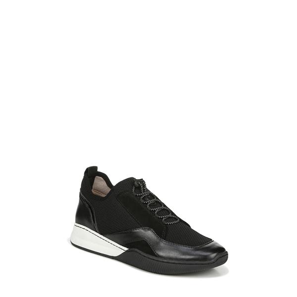 ナチュライザー レディース スニーカー シューズ Unison Sock Platform Sneaker Black Leather