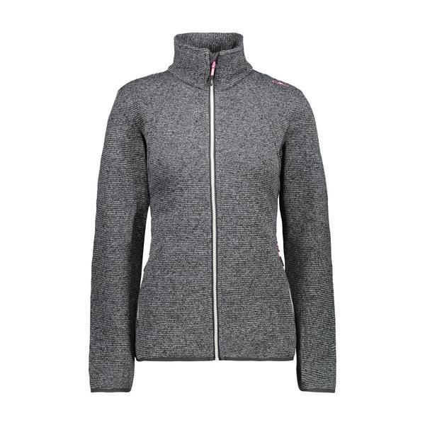 シーエムピー レディース アウター ジャケット ブルゾン Grey imbb0134 Black 与え Jacket CMP 贈与 Antracite 全商品無料サイズ交換