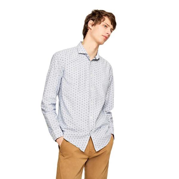 ペペジーンズ メンズ シャツ トップス Pepe jeans Andrewi inea010c