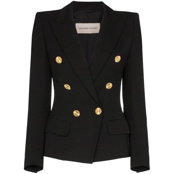 アレクサンドル・ボーティエ レディース ジャケット&ブルゾン アウター Alexandre Vauthier Tweed Jacket -