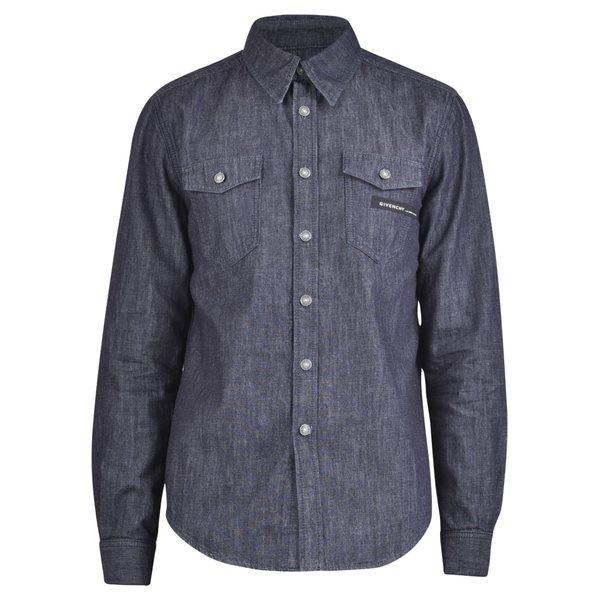 ジバンシー メンズ シャツ トップス Givenchy Denim Shirt -