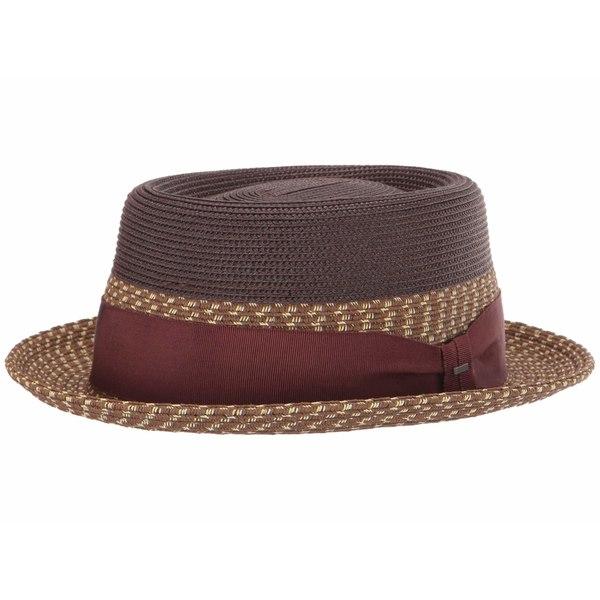 ベーリー オブ ハリウッド メンズ 帽子 アクセサリー Niver Brown
