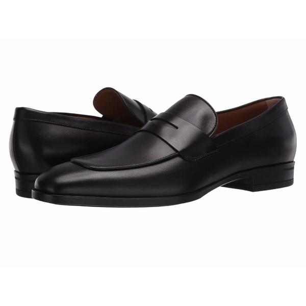 ヒューゴボス メンズ スリッポン・ローファー シューズ Kensington Loafer by BOSS Black