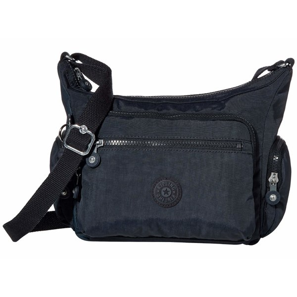 キプリング レディース ハンドバッグ バッグ Gabbie Small Crossbody Bag Blue/Blue