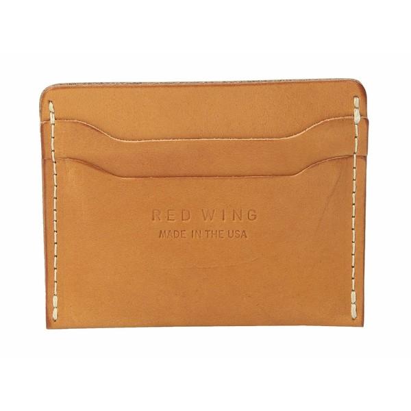 レッドウイング メンズ 財布 アクセサリー Card Holder London Tan