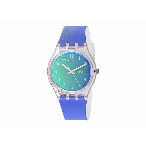 スワッチ メンズ 腕時計 アクセサリー Ultralavande - GE718 Purple