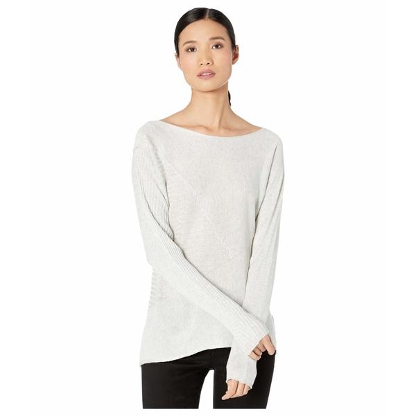 ブランノア レディース ニット&セーター アウター Yolo Pullover Sweater Silver