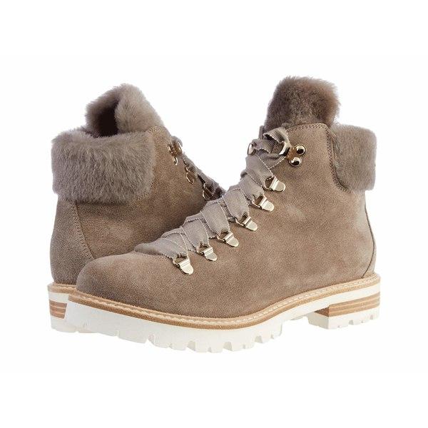 エージーエル レディース ブーツ&レインブーツ シューズ Shearling Mountain Boot Taupe