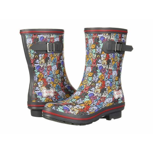 スケッチャーズ レディース ブーツ&レインブーツ シューズ Rain Check - April Showers Multi