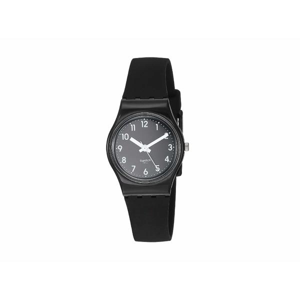 スワッチ レディース 腕時計 アクセサリー Lady Black Single - LB170E Black