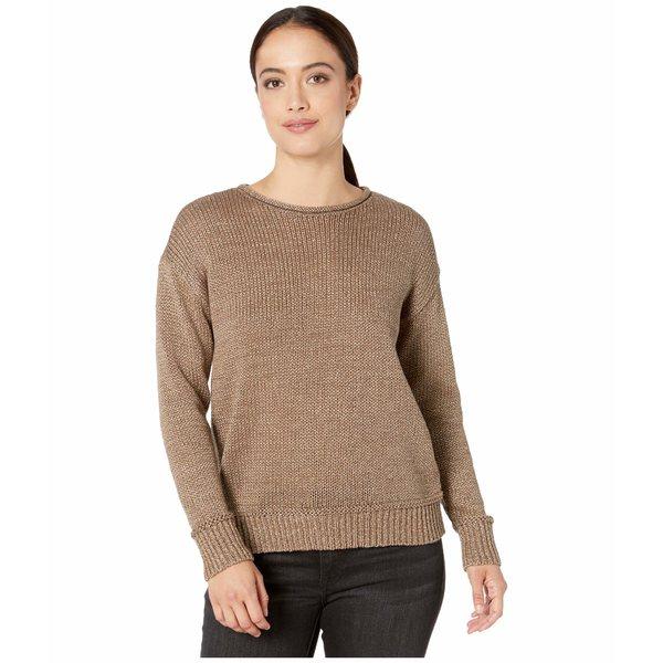 ラルフローレン レディース ニット&セーター アウター Petite Cotton-Blend Sweater Gold