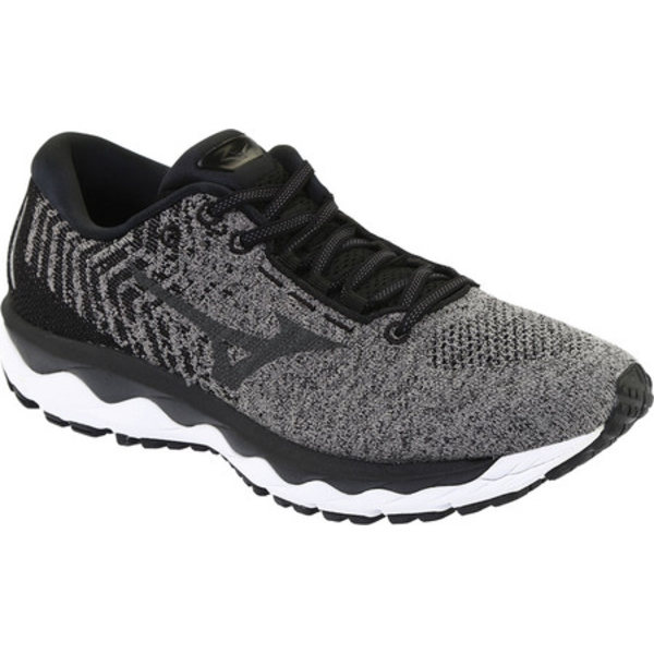 ミズノ メンズ スニーカー シューズ Sky WaveKnit 3 Running Shoe Quiet Shade/Quiet Shade