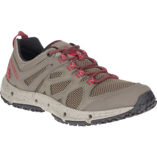 メレル メンズ スニーカー シューズ Hydrotrekker Hiking Shoe Boulder Synthetic/Mesh