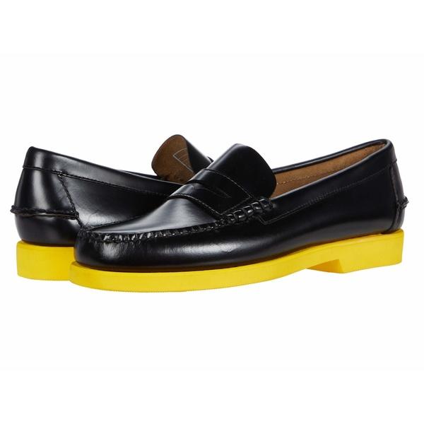 超人気新品 セバゴ メンズ スリッポン・ローファー シューズ Dan Polaris RGB Black/Yellow, 国分市 42be37f5