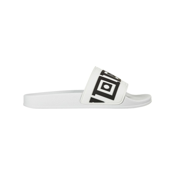 ヴェルサーチ メンズ サンダル シューズ Versace Collection Slippers Sandals Rubber BiancoNero