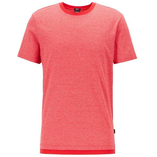 驚きの価格 ヒューゴボス メンズ Tシャツ トップス BOSS Men&39;s Slim Fit T-Shirt Bright Red, 洋菓子ラファイエット 84163ef2