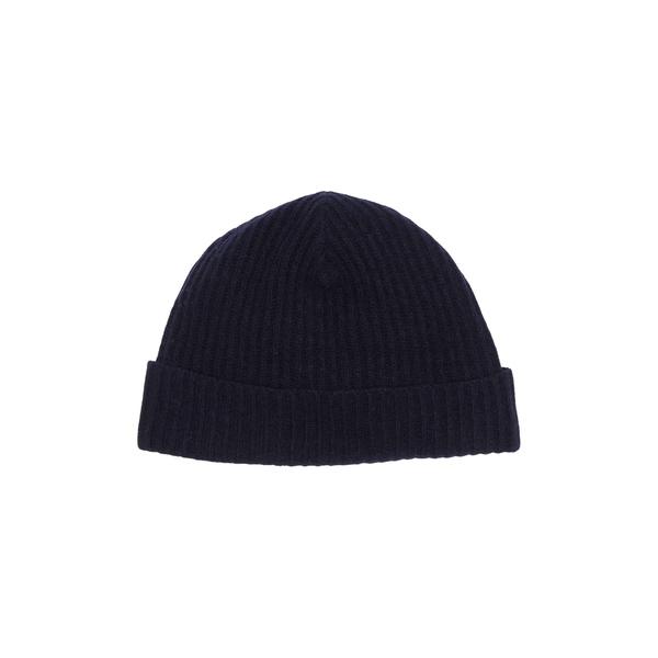 ポートラノ 新色 レディース アクセサリー 帽子 UNIFORM 全商品無料サイズ交換 NAVY 別倉庫からの配送 Beanie Cashmere