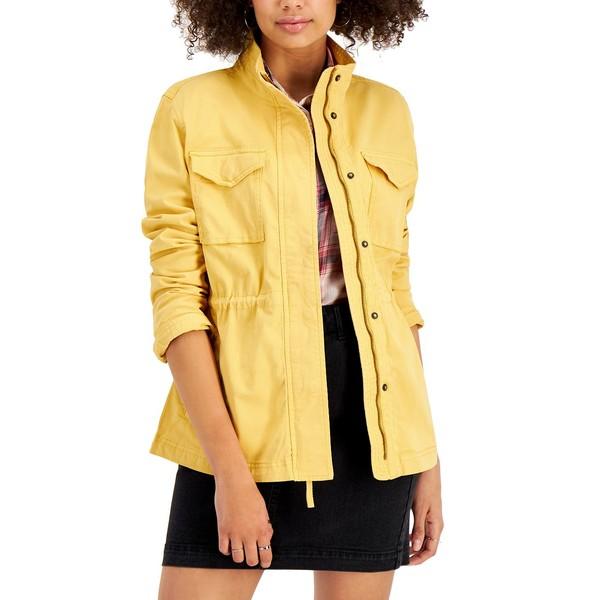 スタイルアンドコー レディース アウター ジャケット ブルゾン Honey Gold Created Macy's ショッピング for 休日 Twill Jacket 全商品無料サイズ交換