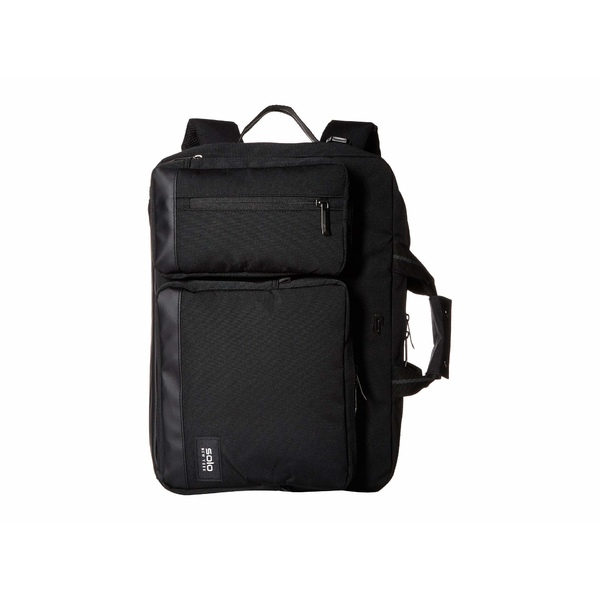 ソロ メンズ ビジネス系 バッグ Duane Hybrid Briefcase Black